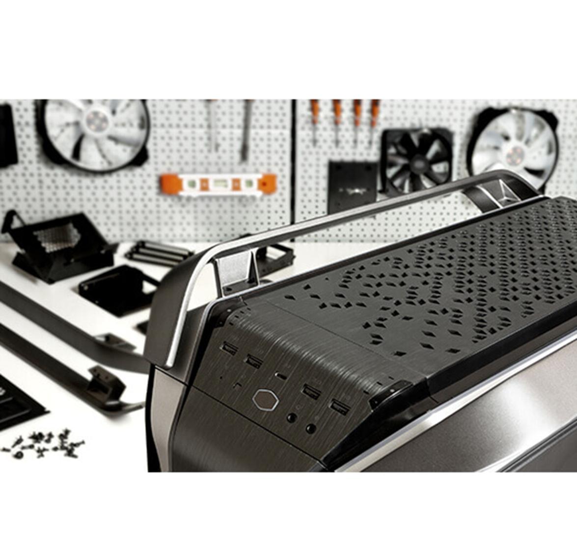 Aluminum Panels & Handles
