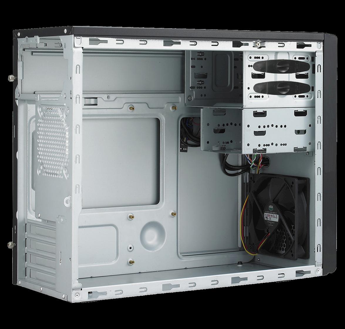 Compact Ventilation