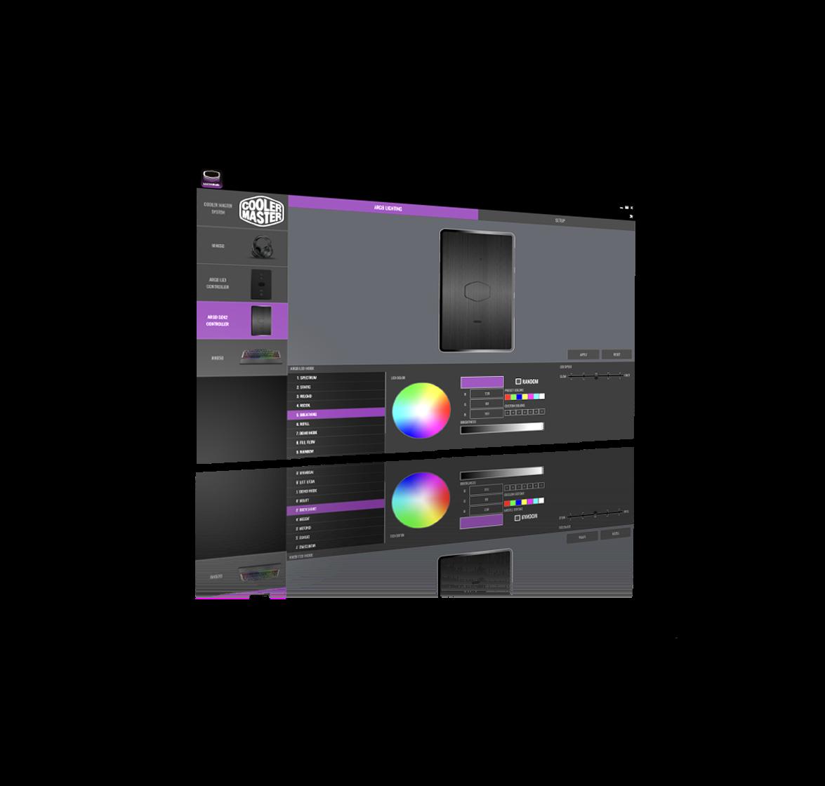 New Addressable Gen 2 RGB