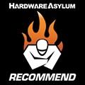 HardwareAsylum Editor's Choice Award