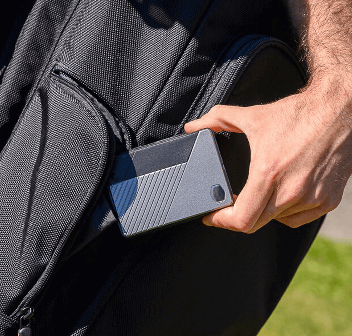 Designed For On-The-Go Users