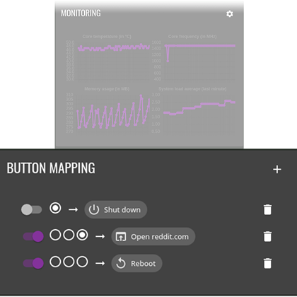 Button Mapping