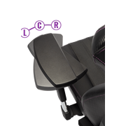 Caliber X1 Armrest