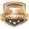 Techtesters Approved Award