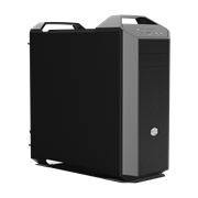 MasterCase MC500 supports mammoth storage of up to ten HDDs and two SDDs, adjustable in position to allow for multiple system configurations as well as accommodate all of your storage and creative needs.