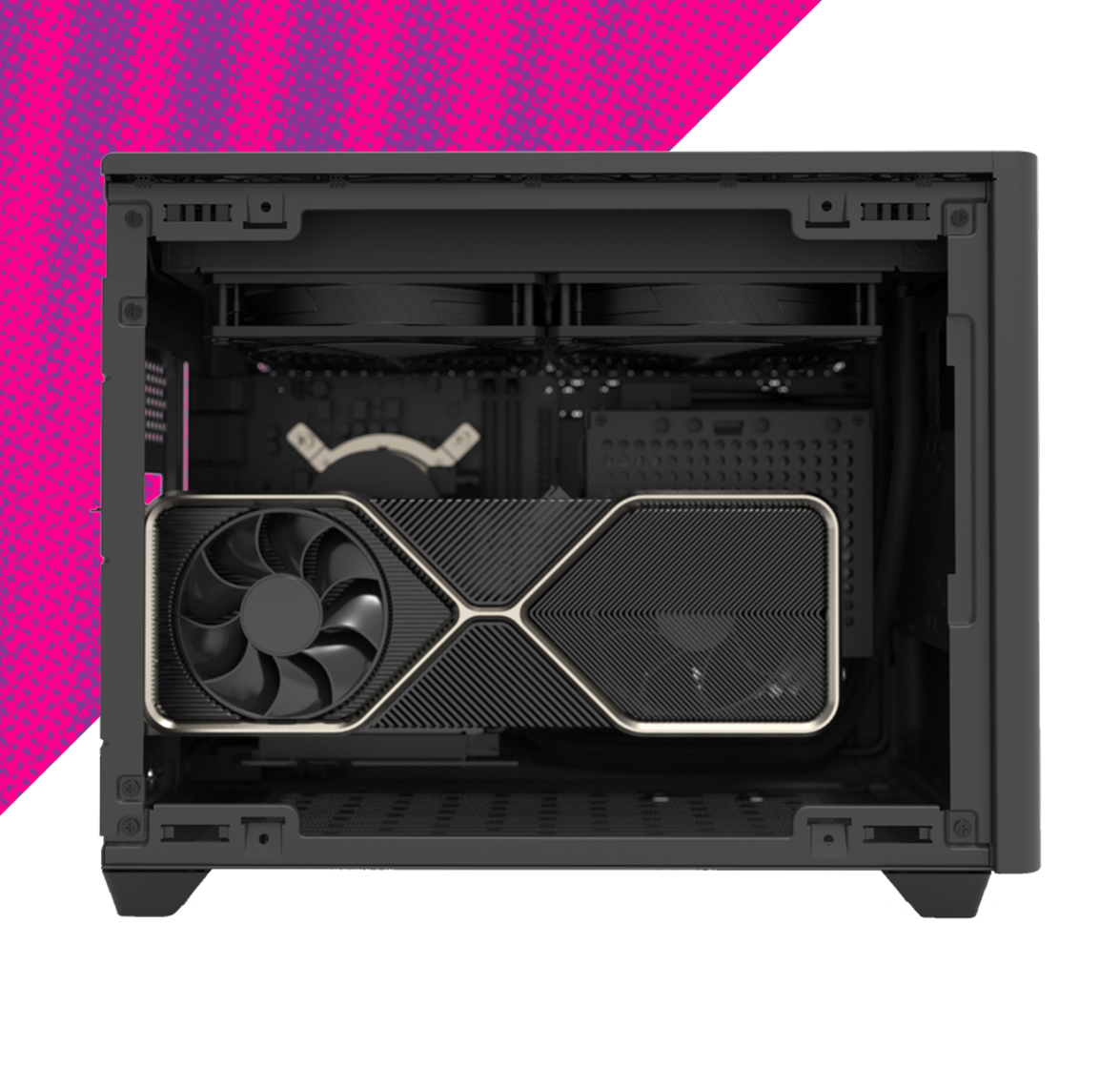 Designed For High-End ITX Systems
