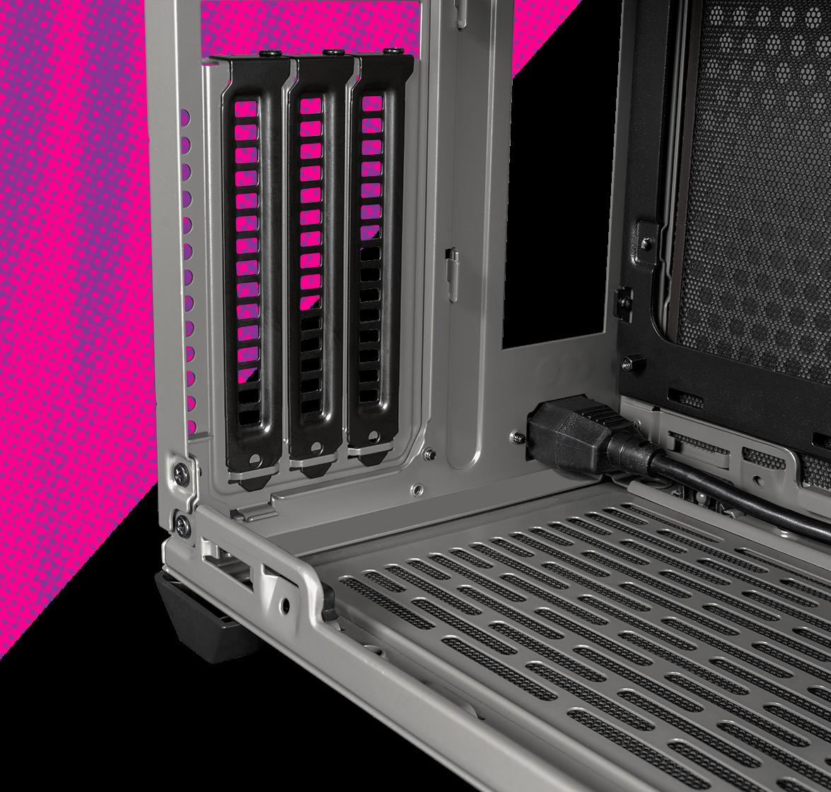 Triple-Slot GPU Support