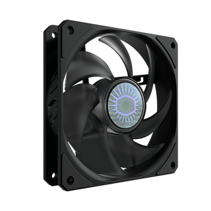 SickleFlow 140mm PWM Fans Included