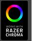 Works with RAZER CHROMA