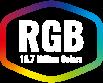 RGB16.7 million colors