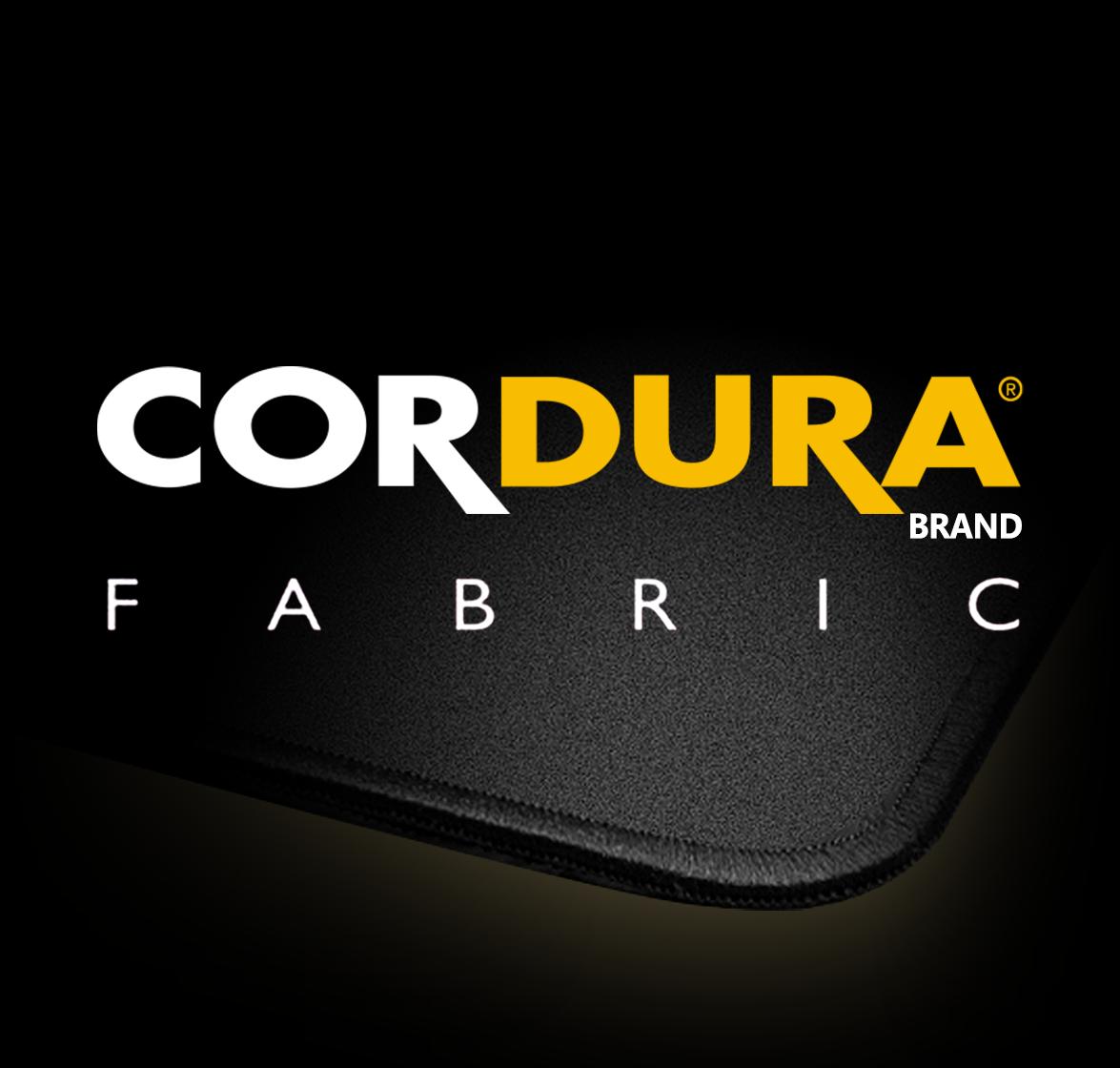 Durable CORDURA® Fabric