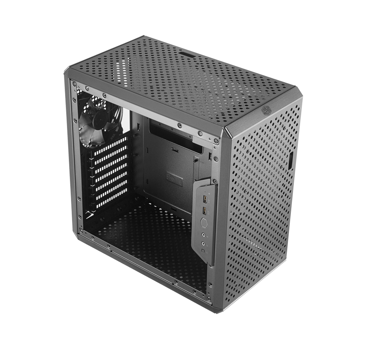Fully Perforated Chassis