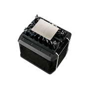 Cooler Master WRAITH RIPPER - exclusive All-In-One TR4 mounting design for easy installation