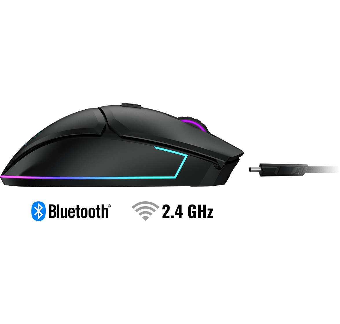 Hybrid Wireless Lets You Choose Your Path To Victory
