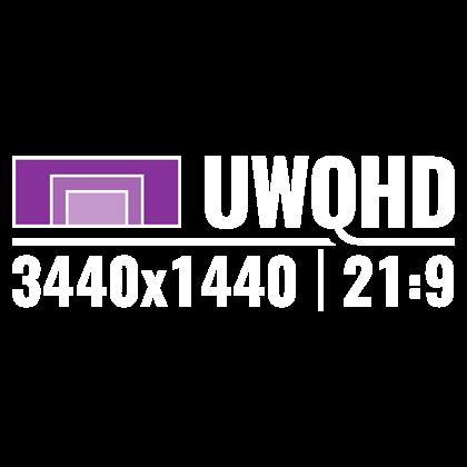 UWQHD | 3400x1440 | 21:9