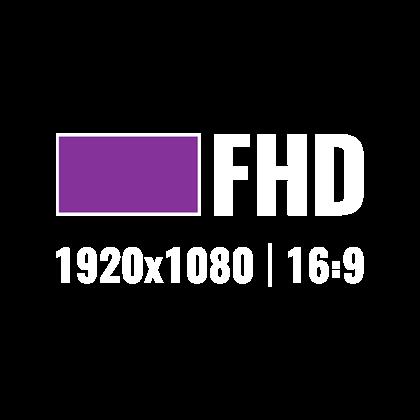 FHD | 1920x10800 | 16:9