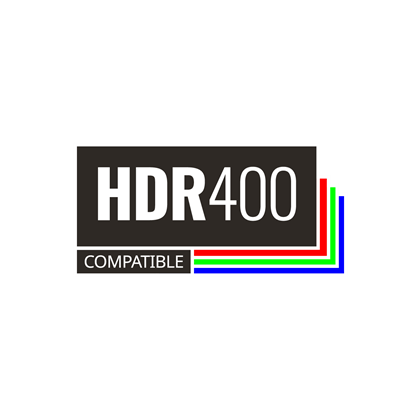 HDR400 Compatible