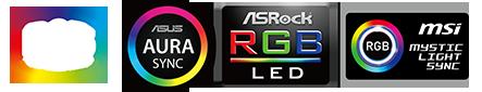 Tri Loop Addressable RGB Lighting