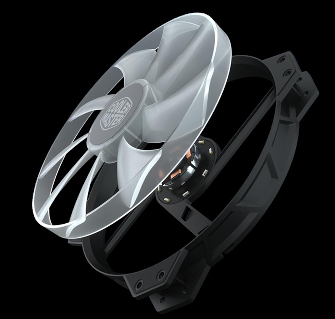 200mm Hybrid Design Fan