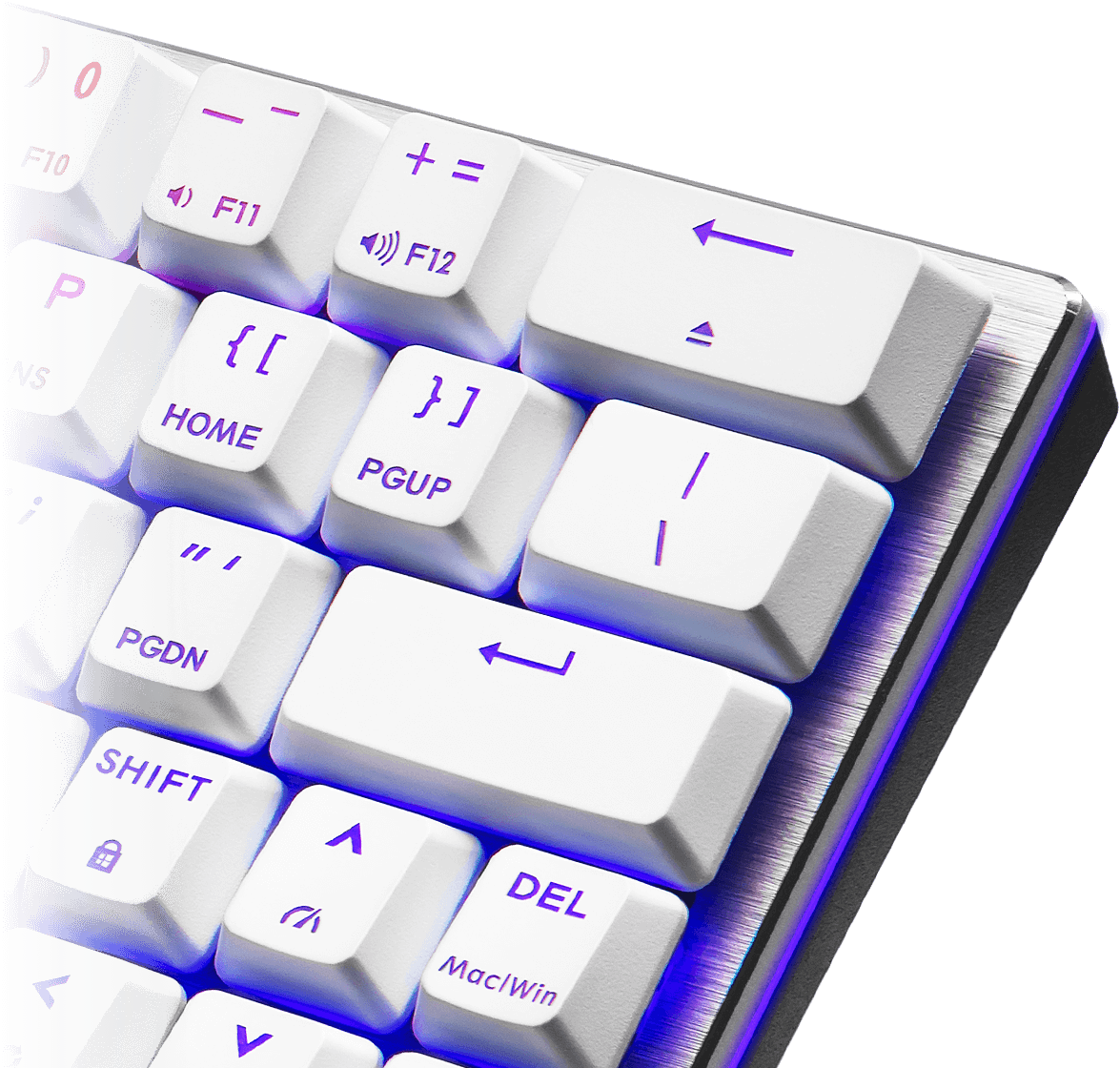 ...new, Improved Keycaps For Classic Typing Feel