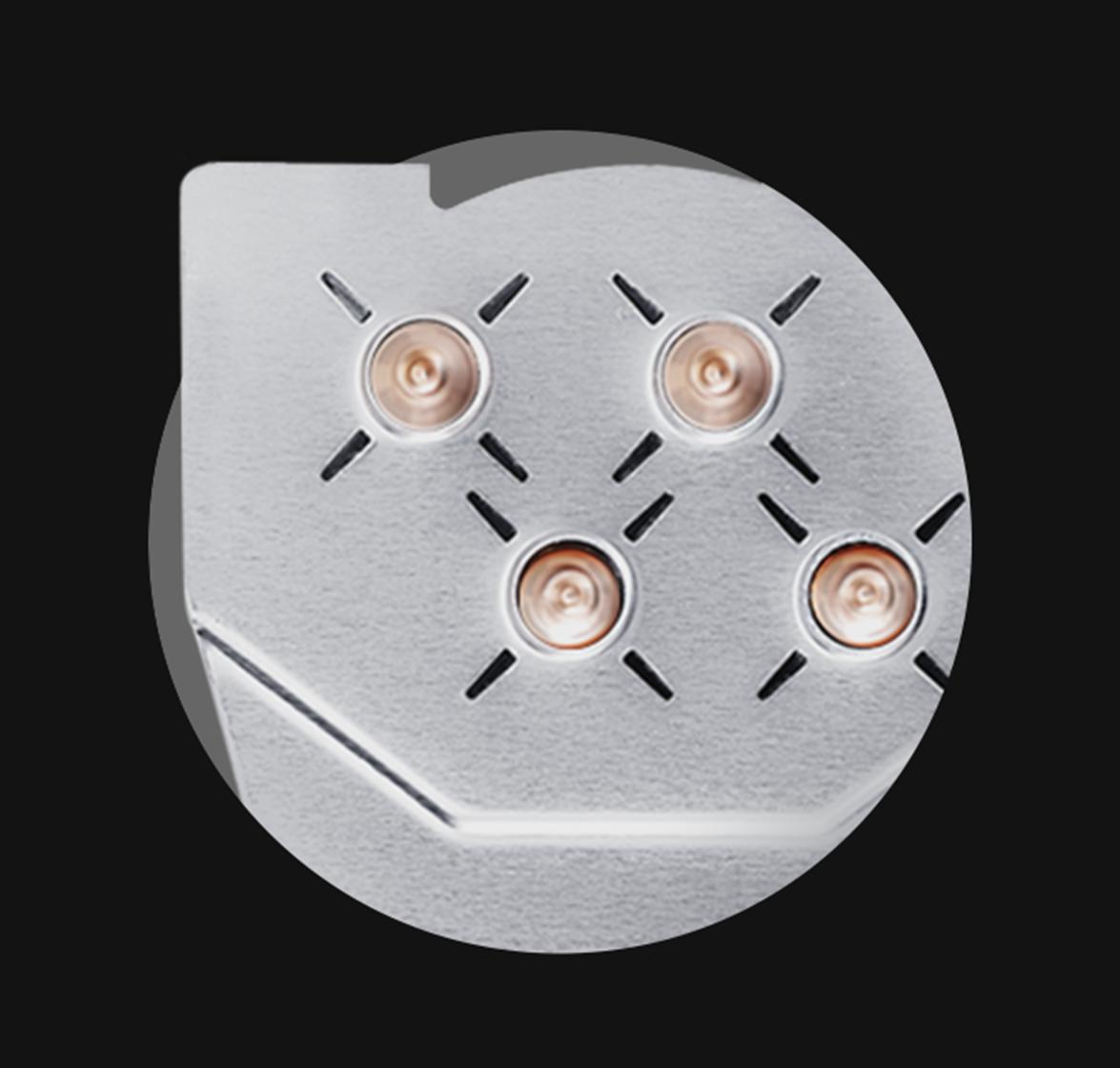 X-vents Design