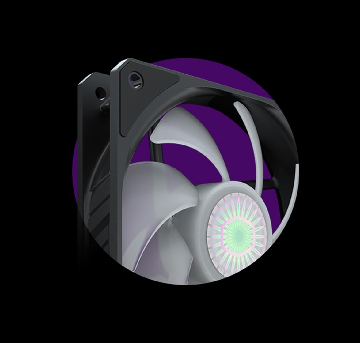 Sickleflow 120 RGB Fan