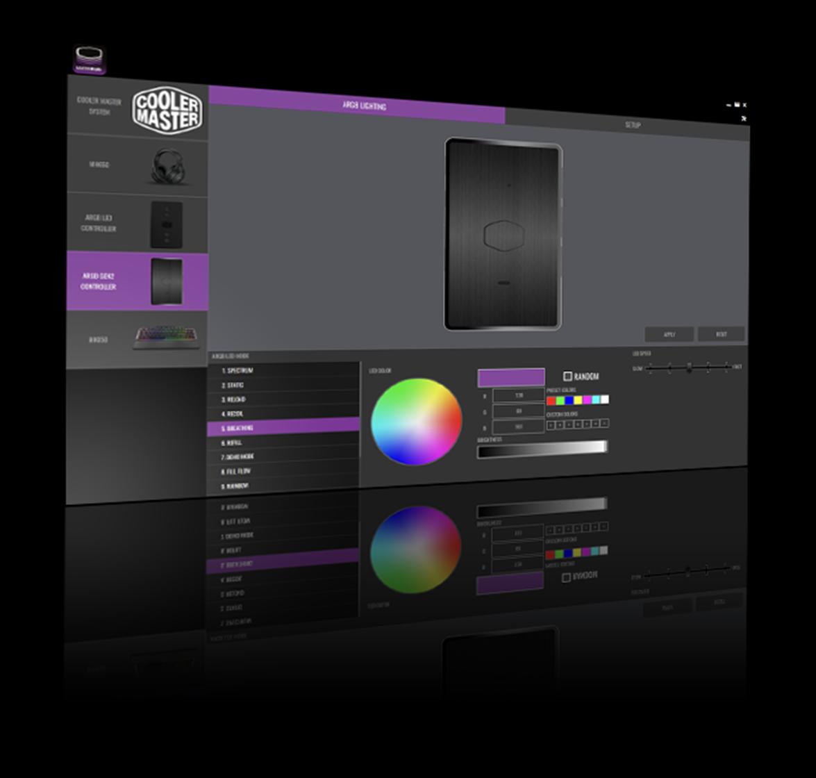 새로운 어드레서블 GEN 2 RGB