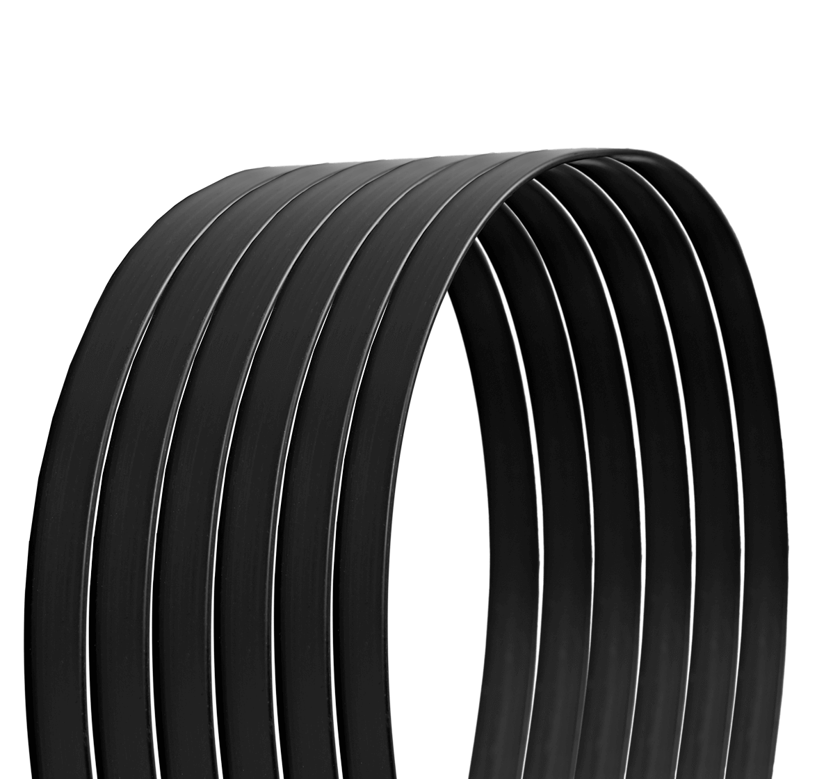 Ultra-flexible cable sleeves