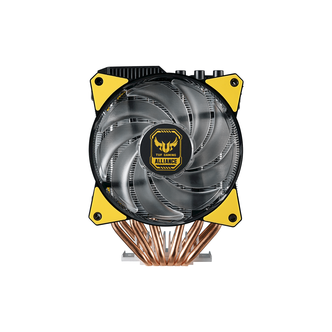 MasterAir MA620P TUF - is built for extreme cooling performance in collaboration with ASUS TUF series motherboards.