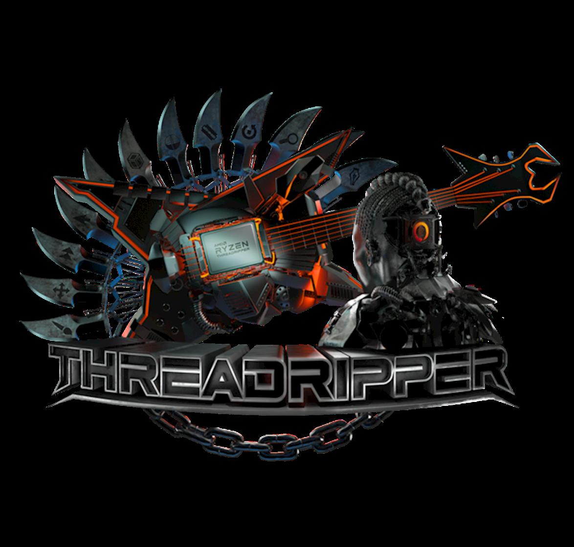 """Designed specifically for threadripper"""