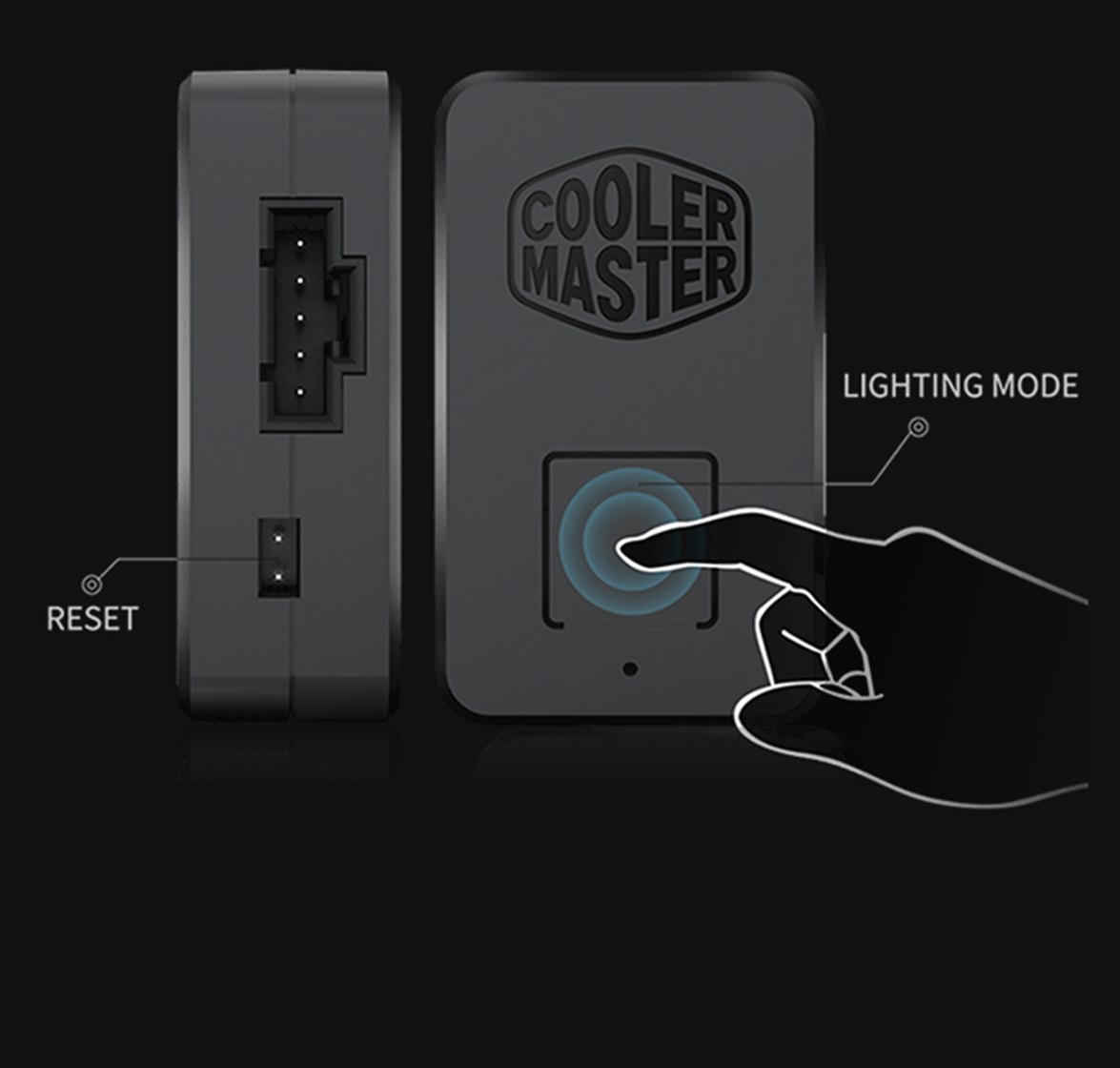 Addressable RGB Controller