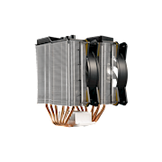 MasterAir MA620P TUF - With 6 heatpipes and Continuous Direct Contact Technology 2.0 (CDC 2.0)
