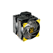 MasterAir MA620P TUF - Based on the highly regarded Hyper 212 heatsink design with double the heat dissipation power.