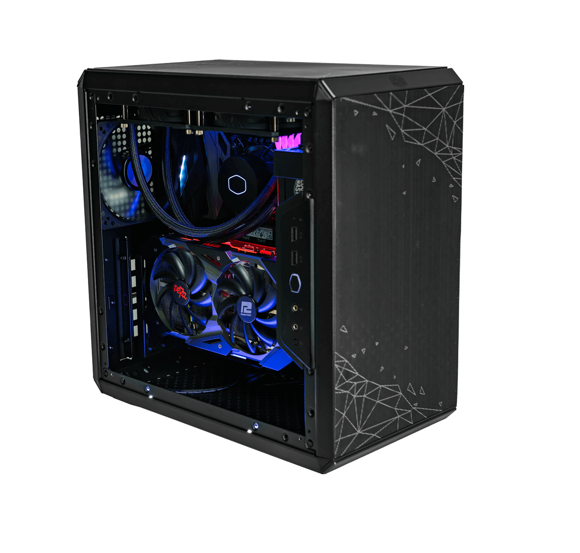 Showcase your graphics card