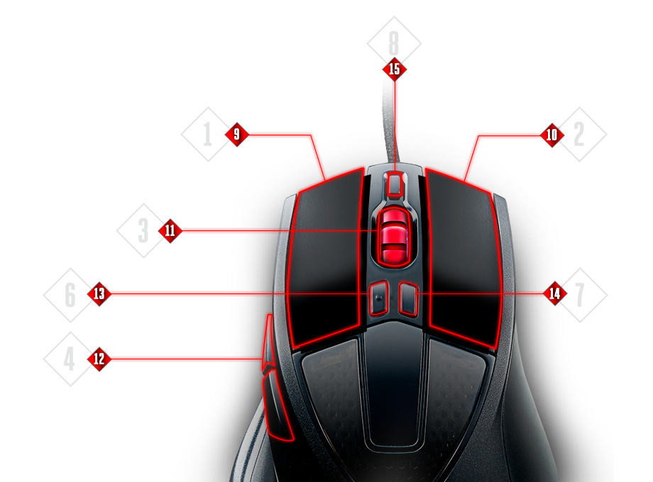 Create Key Combinations With Storm Tactix