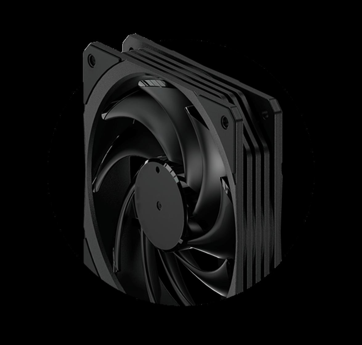 The New SF120R Fan