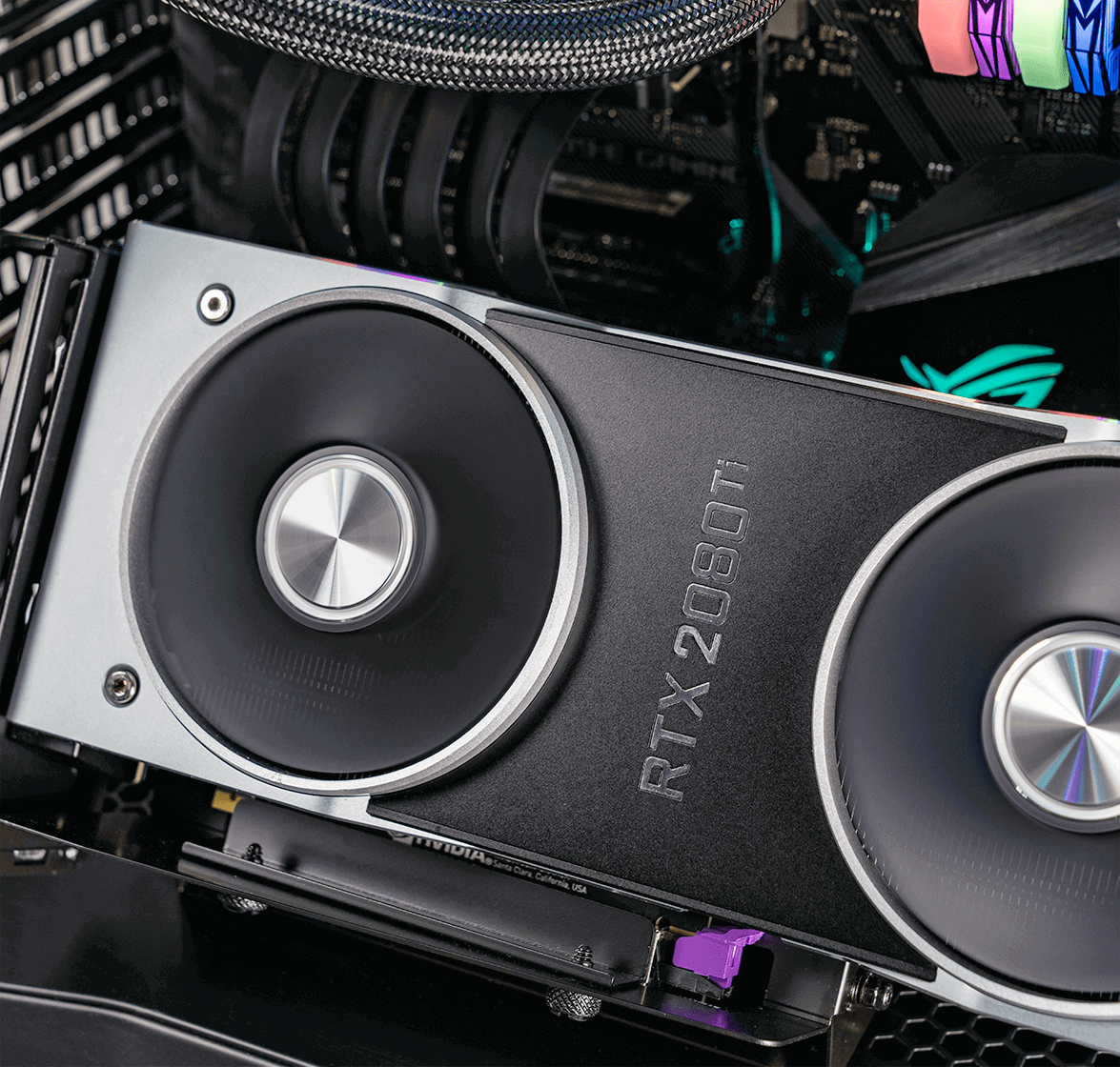 Flex your Graphics Muscle