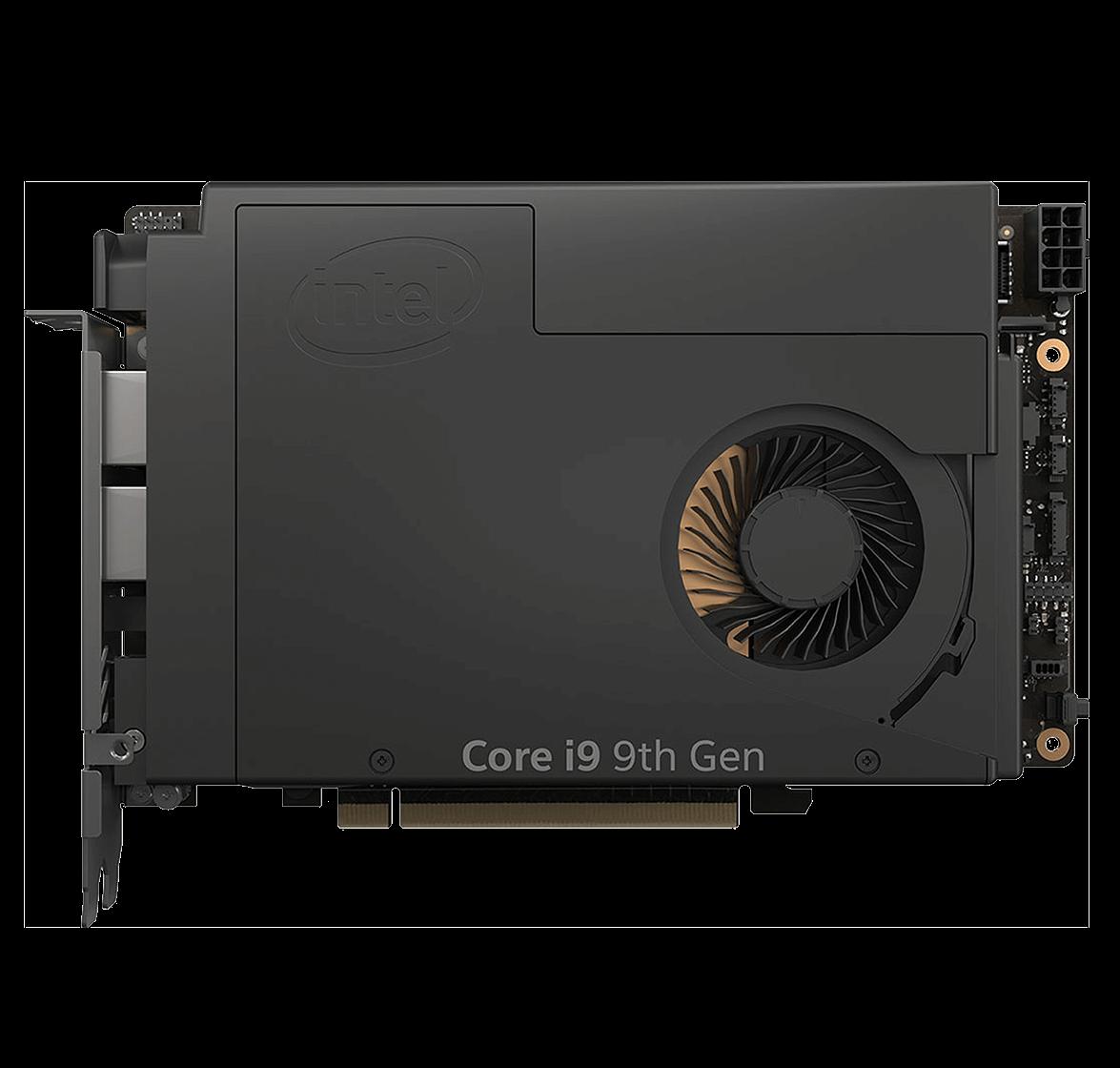 Intel® NUC 9 Extreme Compute Element Compatible