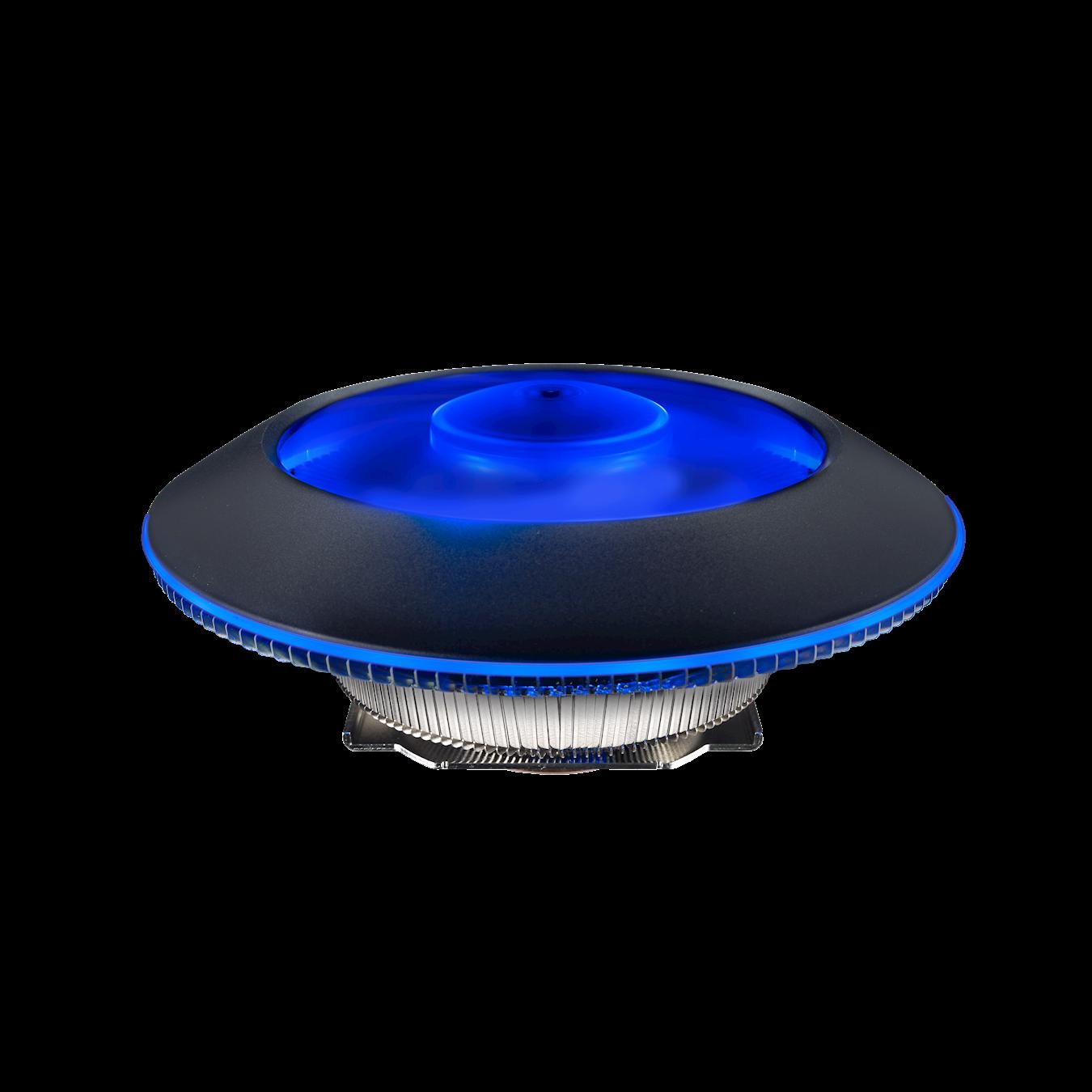 MasterAir G100M - RGB Ring - Blue color
