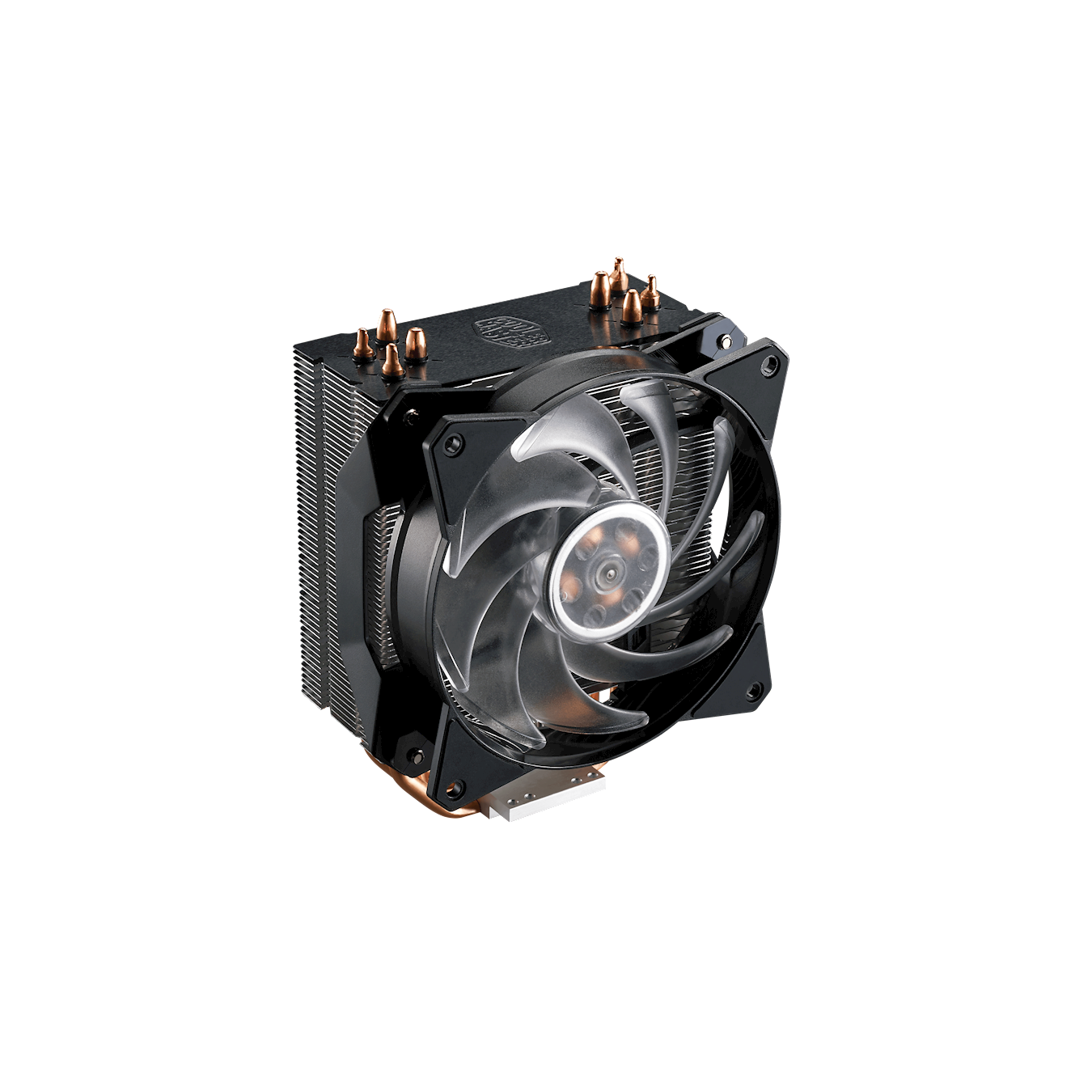 The MasterAir MA410P is the upgraded version of the MasterAir Pro 4