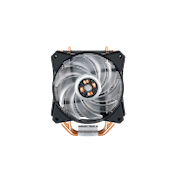 With a sturdy MasterFan 120 Air Balance RGB, MasterAir MA410P is ready for more than 16.7 million color options and fun effects to play with