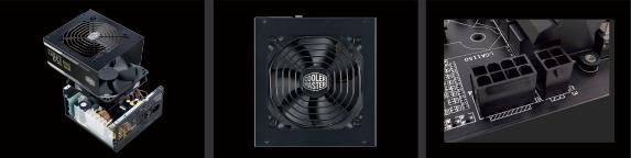 COOLER MASTER MWE 750 V2 80 PLUS GOLD
