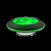 MasterAir G100M - RGB Ring - Green color