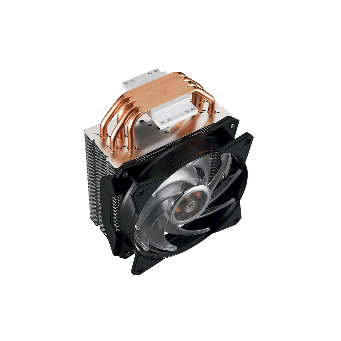 Continuous Direct Contact Technology 2.0 (CDC 2.0) -By compressing heatpipes together, there is 45% more surface area on the cooler base
