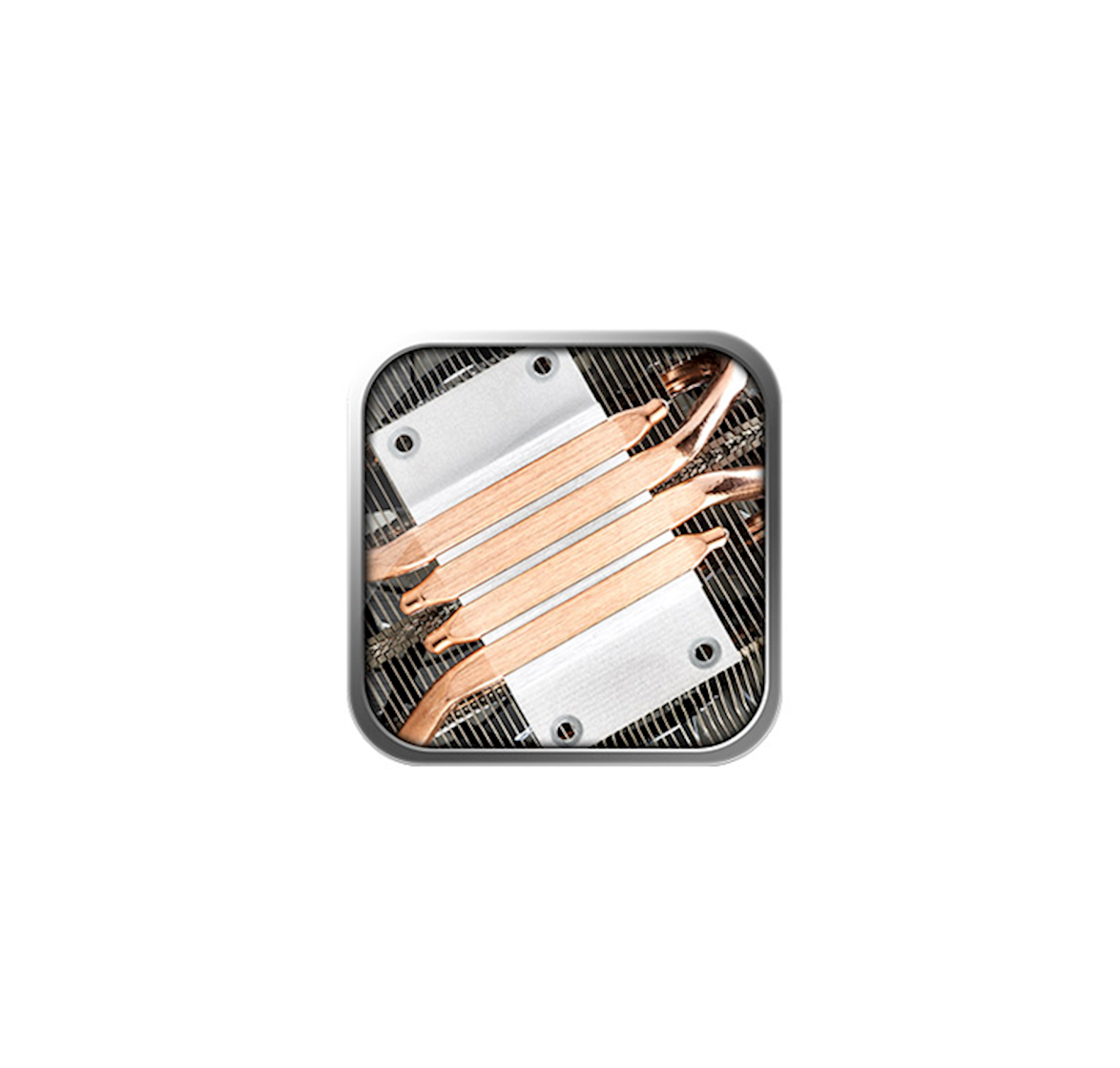 Improved Direct Contact Heat Pipe Base