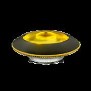 MasterAir G100M - RGB Ring - Yellow color