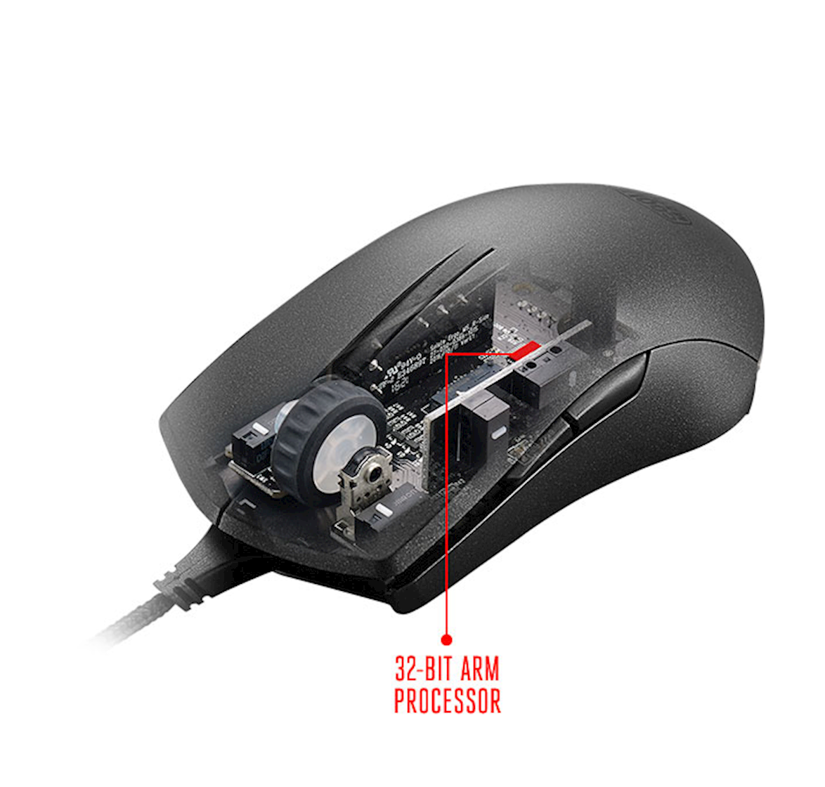 A Smart Mouse For Endless Customization