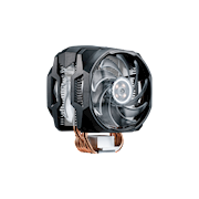 MasterAir MA610P is designed for gamers and overclockers who demand ultra-low temperatures, aggressive RGB lighting