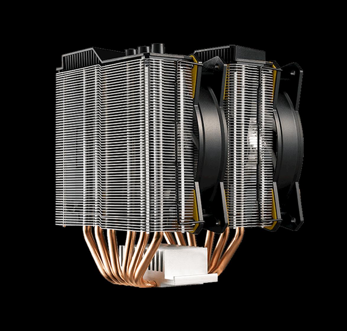 Dual-tower Heatsinks & Fans
