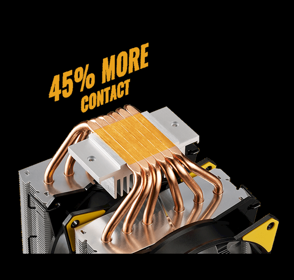 45% More Contact With CDC 2.0